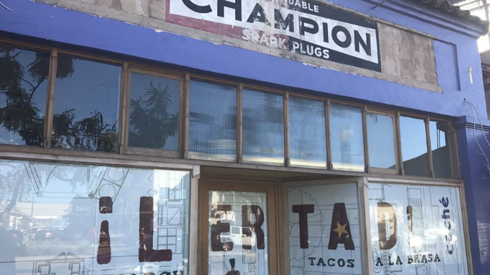 Hillcrest taco shop will be san diego s first for charity for 14 x 21 window