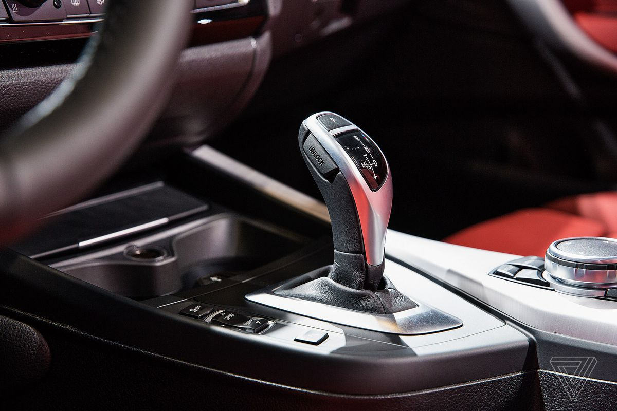 Here are all the wacky gear shifters from the New York Auto Show