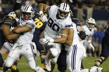 Khyiris Tonga News, Stats, Photos | BYU Cougars