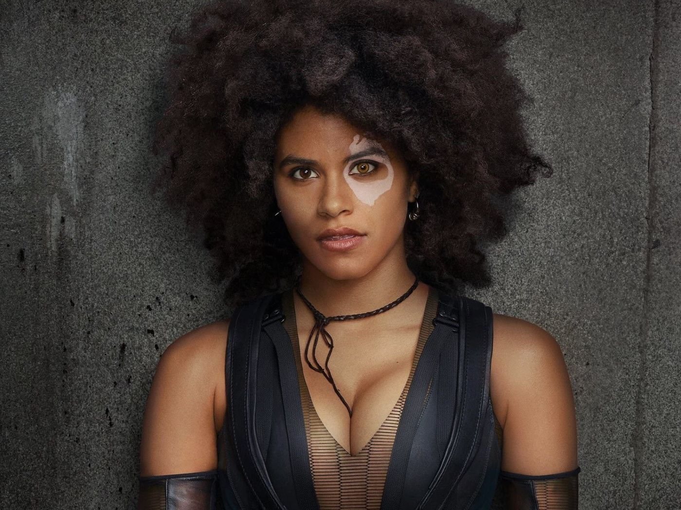 Deadpool 2 star Domino has lots of backstory for a spinoff movie - The Verge