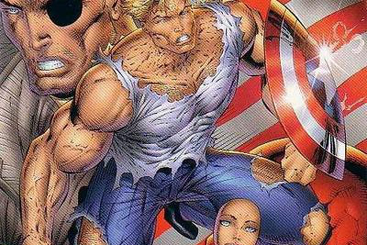 The 40 Worst Rob Liefeld Drawings Progressive Boink