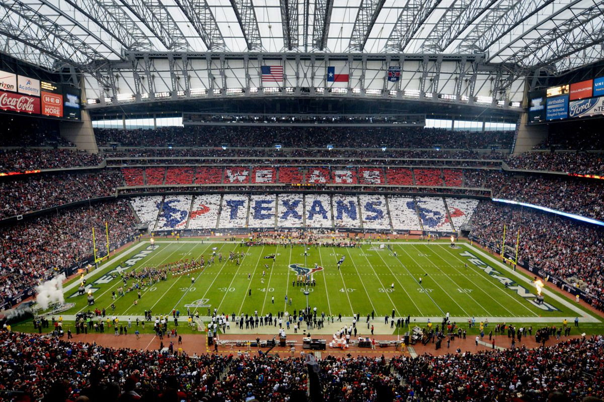 Harris County Recommends Astrodome Renovation In Time For 2017 Super Bowl