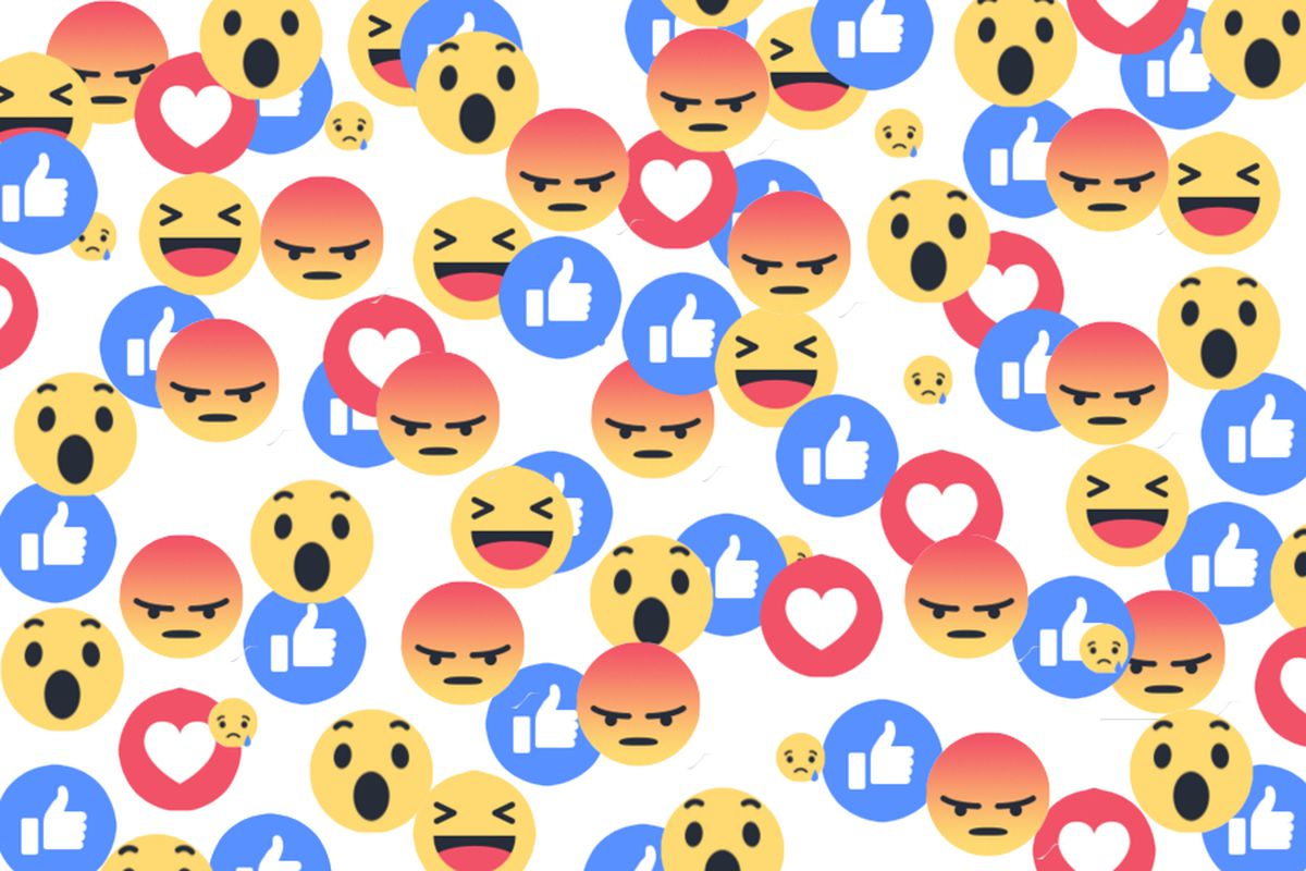 Facebook reactions how to make the most of six emoji the verge facebook has finally upgraded the like button with reactions an emoji like tool that expands how we respond non verbally to posts that dont warrant a biocorpaavc