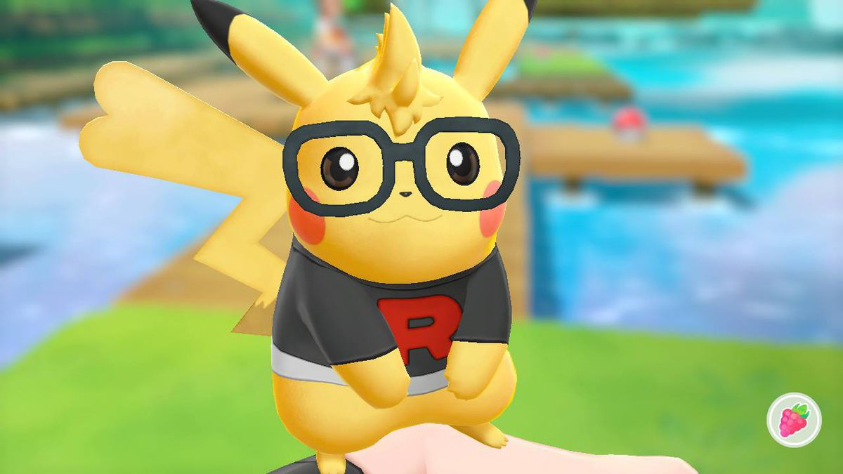 Hair Style Eevee: How To Style Your Eevee Or Pikachu In Pokémon: Let's Go