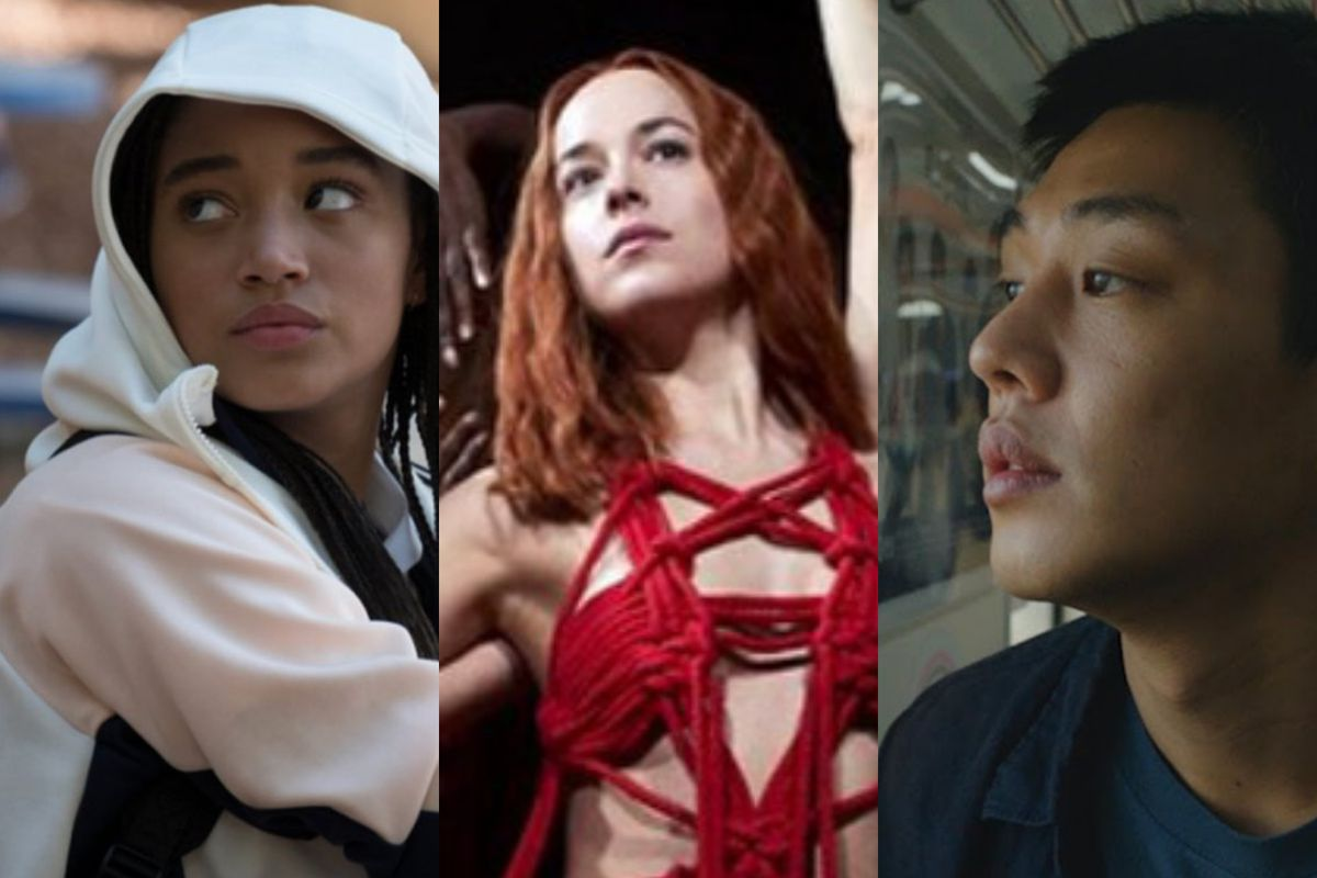 The Hate U Give, Suspiria, and Burning are all awards contenders releasing in October.