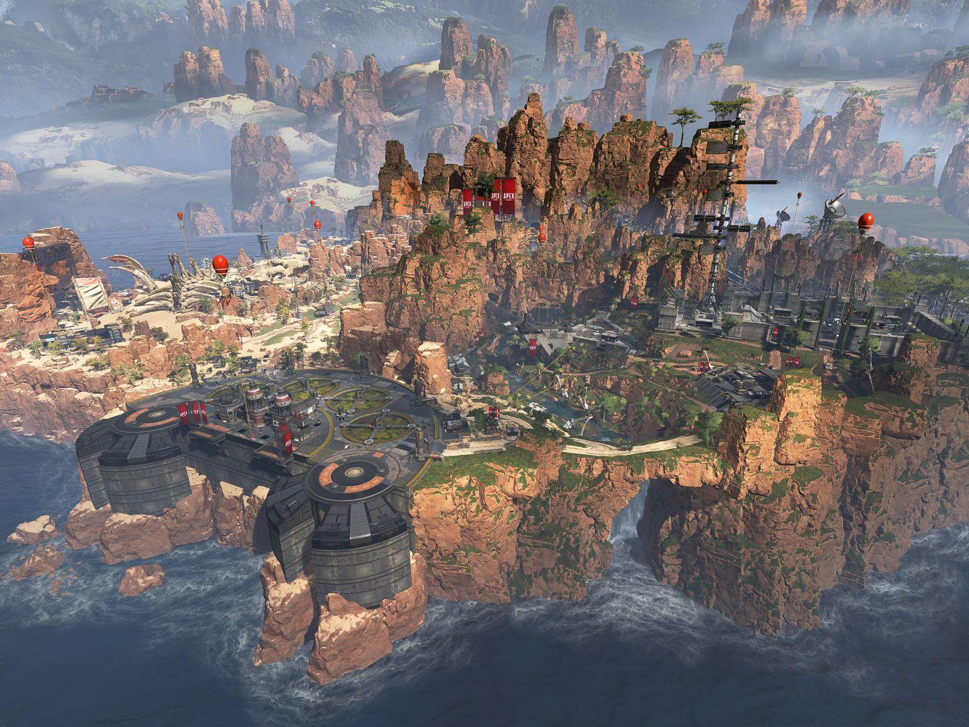 Apex Legends: Hands-on impressions of Titanfall battle