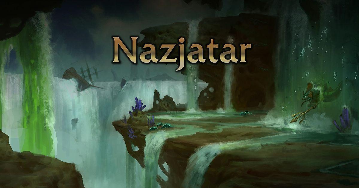 Blizzard reveals World of Warcraft: Rise of Azshara