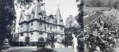 Josephine Baker's villa in Vésinet