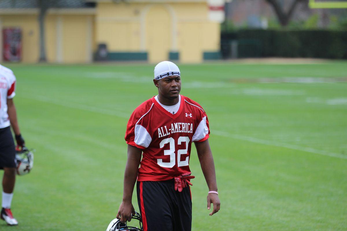 Trey Johnson, future Buckeye?