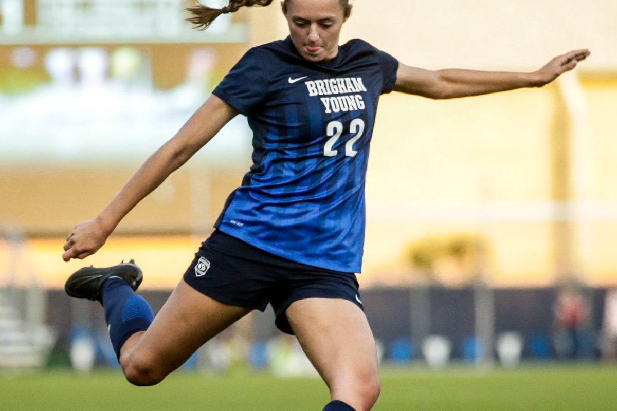 official photos 26cc8 8d062 BYU soccer: Cougars fall at Pepperdine, 2-1 - Deseret News