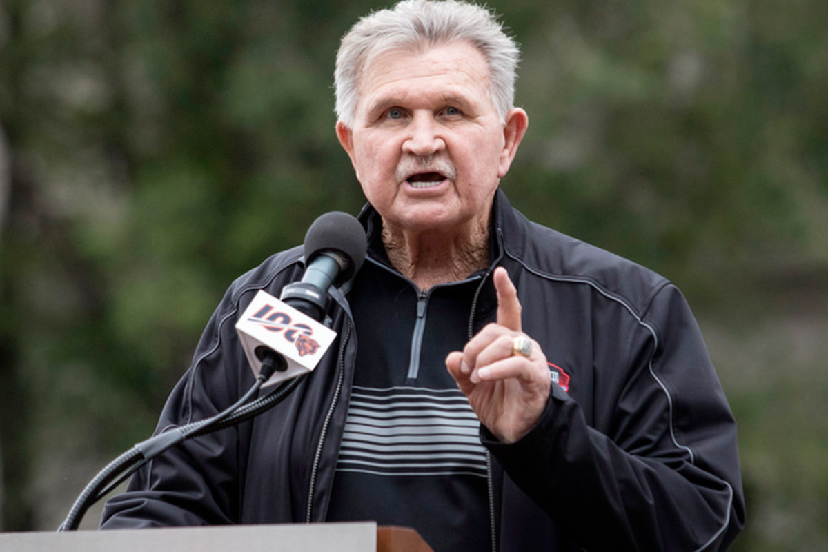 Mike Ditka to receive special honor during Super Bowl
