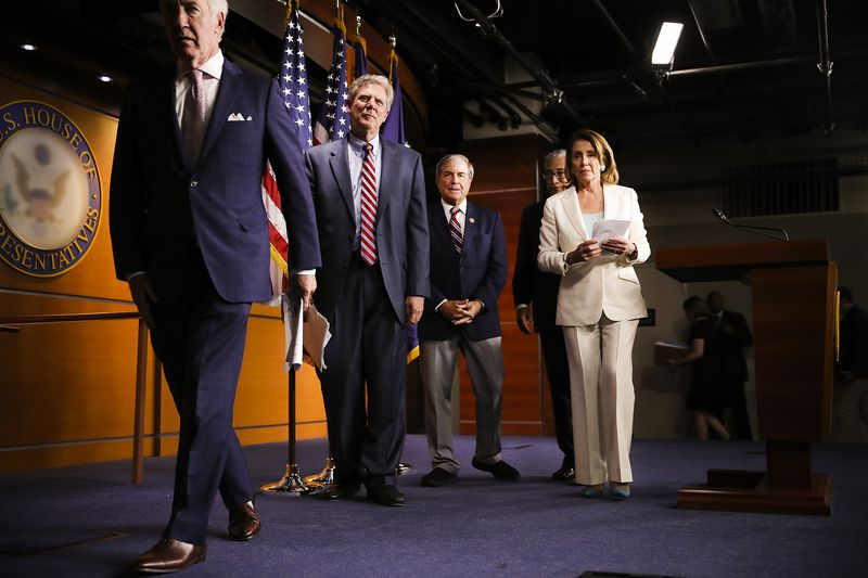 GettyImages_819485206 Nancy Pelosi's last stand