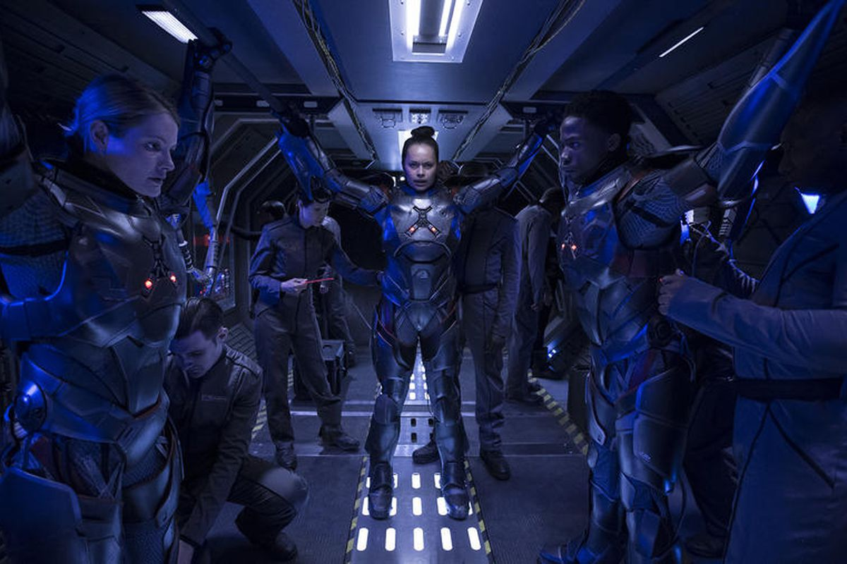 The Expanse Ger Sub