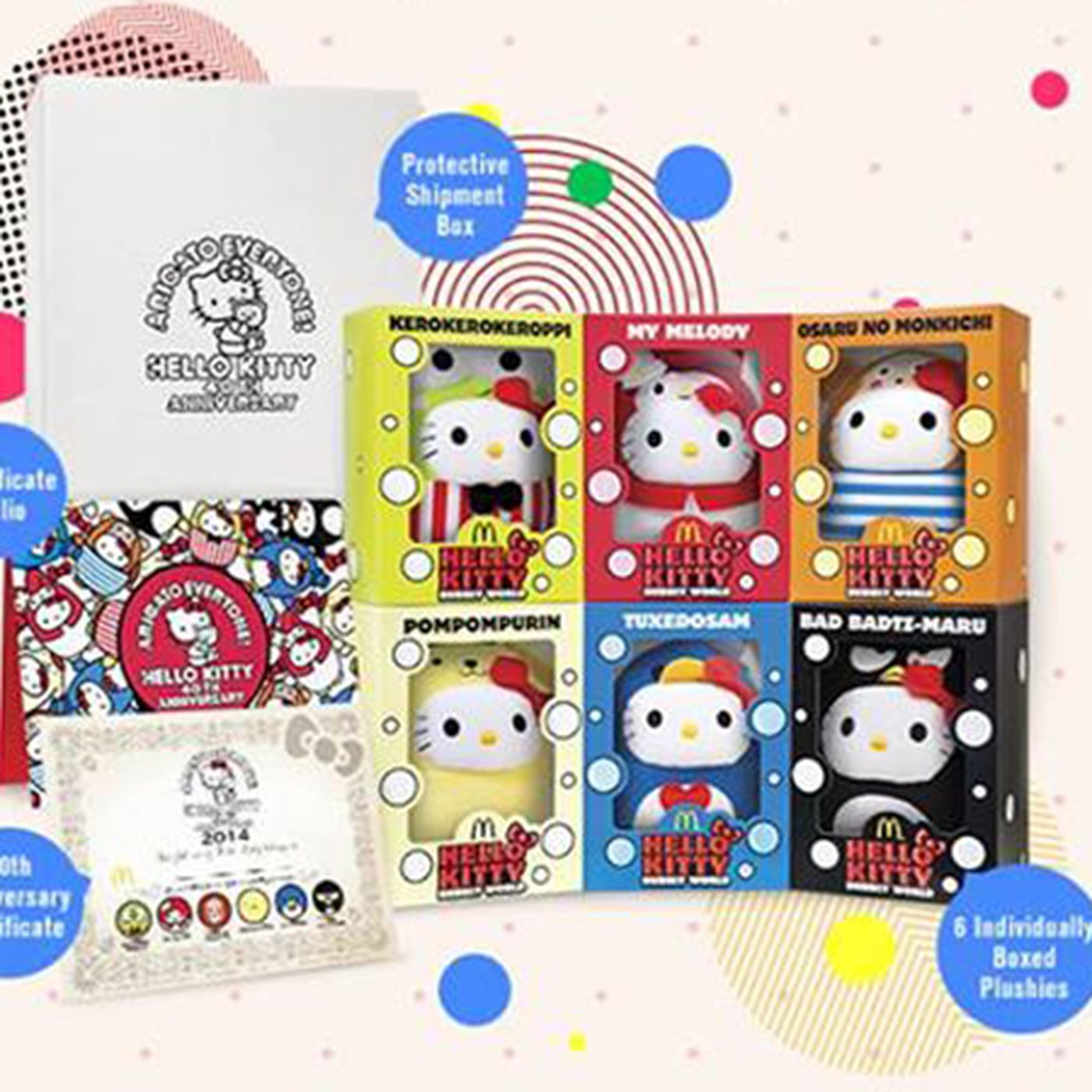 d5dd89125 Singapore Braces for Insanity as McDonald's Launches Hello Kitty Toys