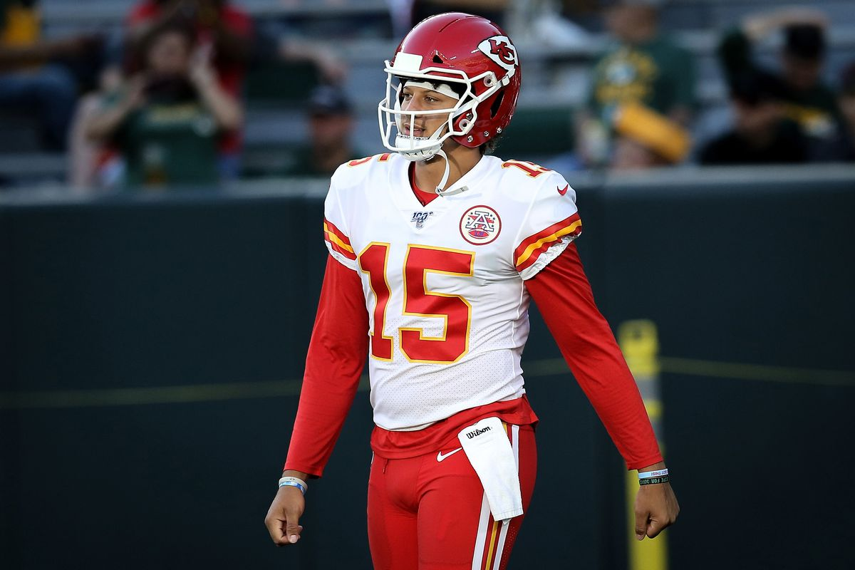 Mahomes put in the work for the Chiefs to reach new heights in 2019