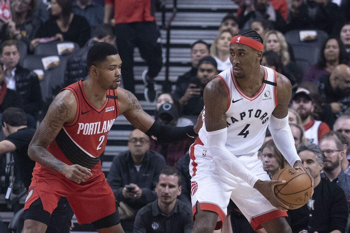 Five thoughts recap: Portland Trail Blazers 101, Toronto Raptors 99, Rondae Hollis-Jefferson