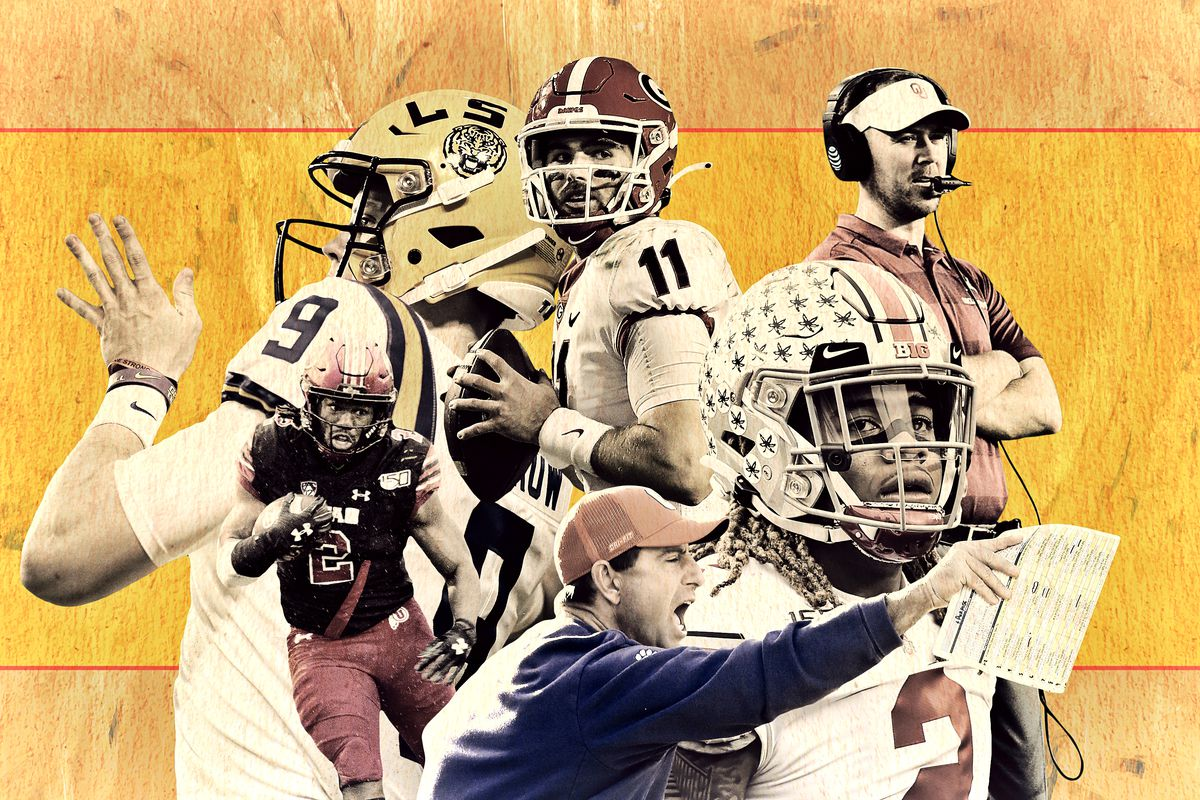 There Could Be Some Unprecedented College Football Playoff Scenarios The Ringer