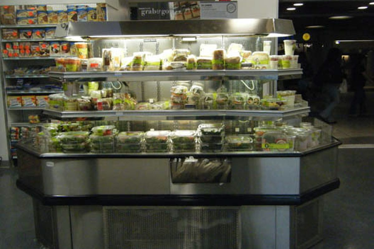 Zabar's Sandwiches now Available at Grand Central's Duane Reade