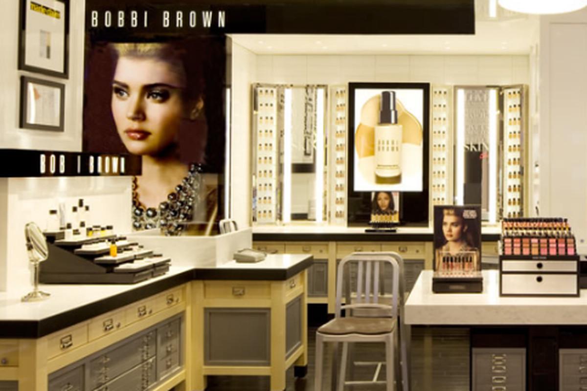 "An unspecified Bobbi Brown shop via the brand's <a href=""http://www.bobbibrowncosmetics.com/locator/index.tmpl"">website </a>"