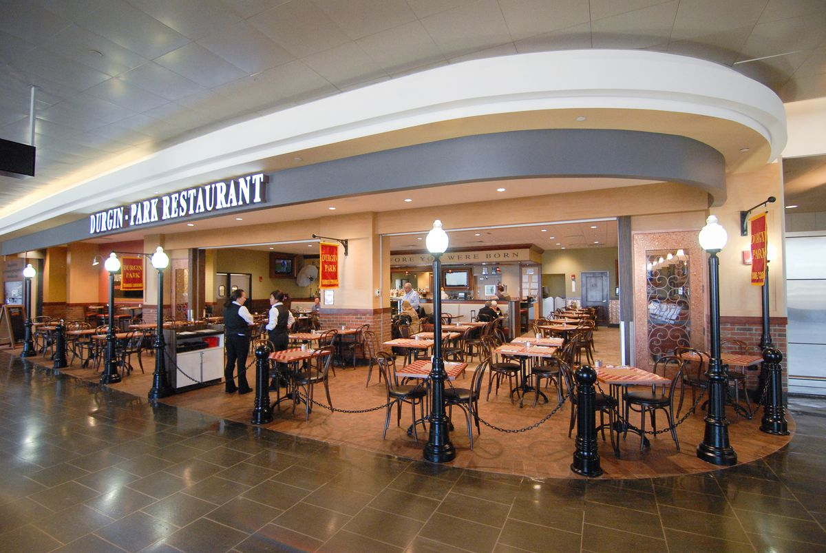 Where to Eat at Boston Logan International Airport (BOS) - Eater Boston