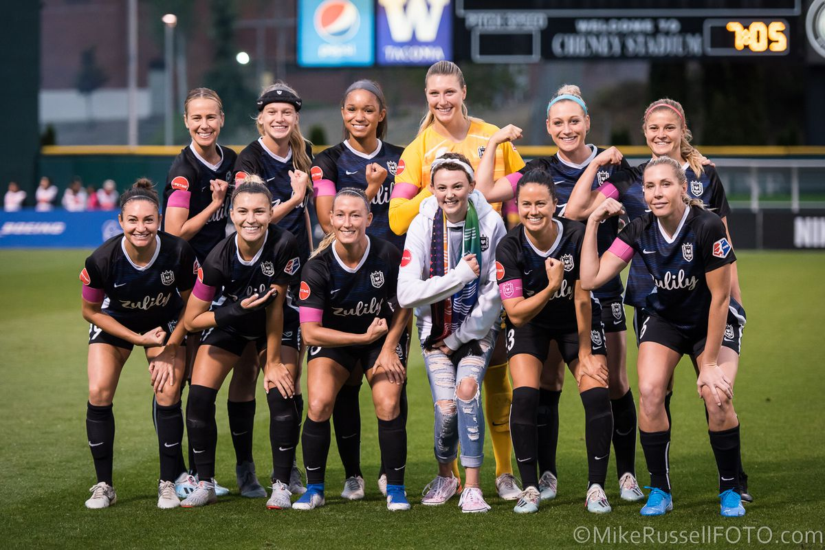 Reign FC vs  Orlando Pride: Highlights, stats and quotes