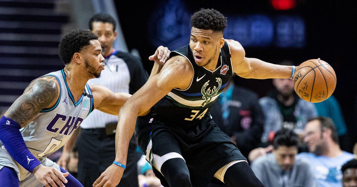 Charlotte Hornets Vs Milwaukee Bucks Game Thread At The Hive