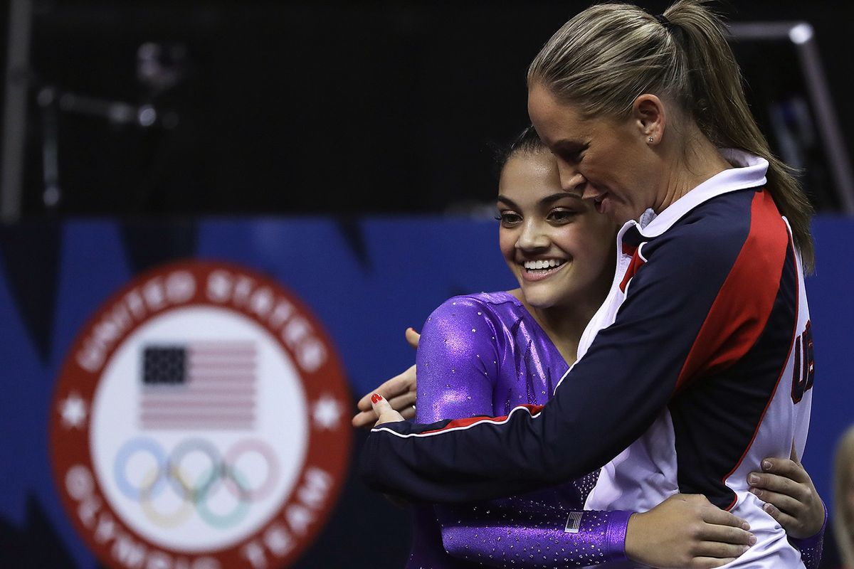 Hernandez and Maggie Haney (GettyImages)