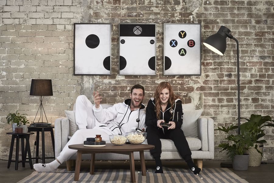 All I Want For Christmas Is An Xbox Onesie The Verge