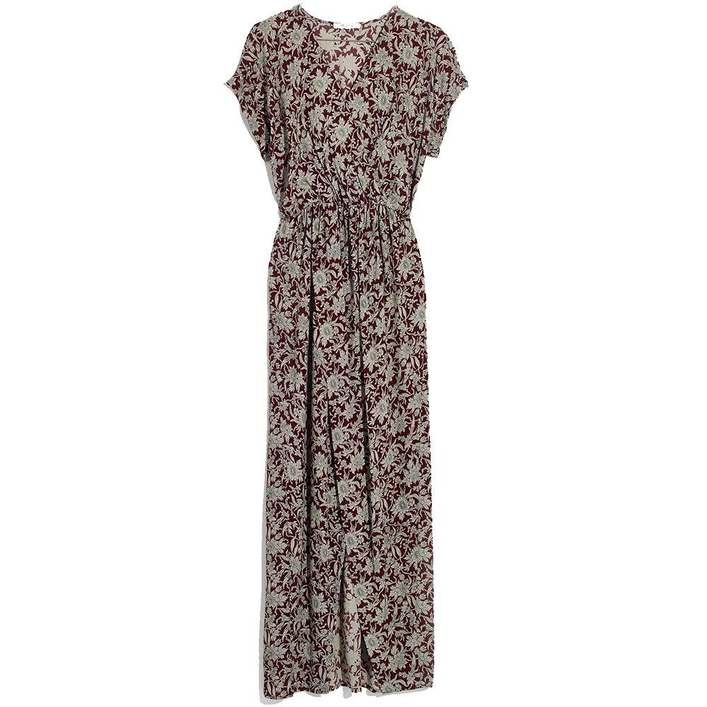 Madewell Maxi Wrap Dress, $148
