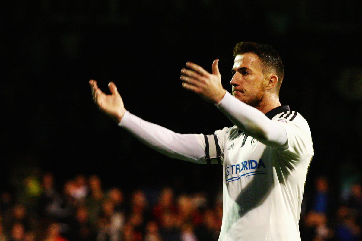 Fulham v Sheffield United - Capital One Cup Second Round