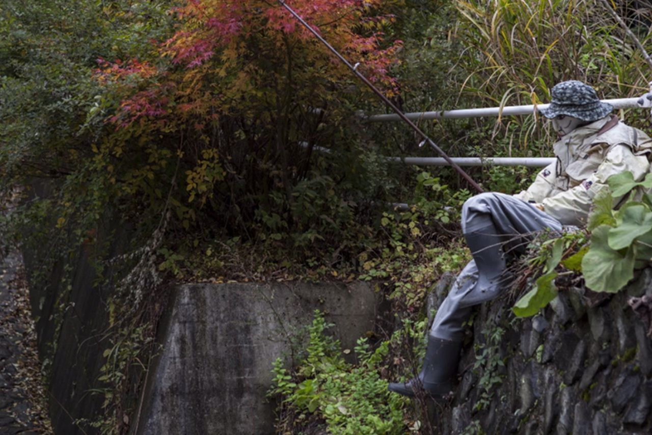 explore the hidden japanese village where dolls replace the departed