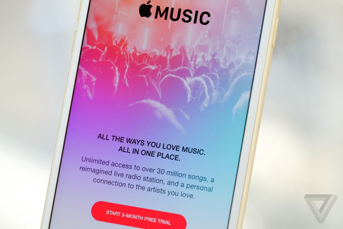 Apple Music hands-on