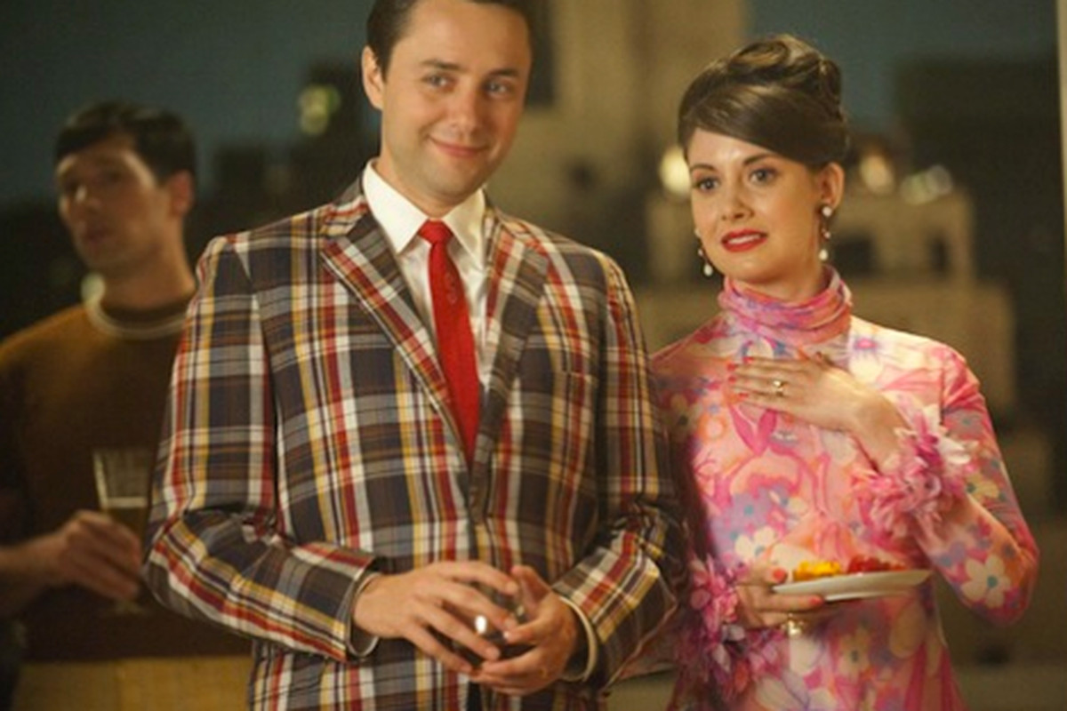 Trudy, what are you wearing? Image via AMC