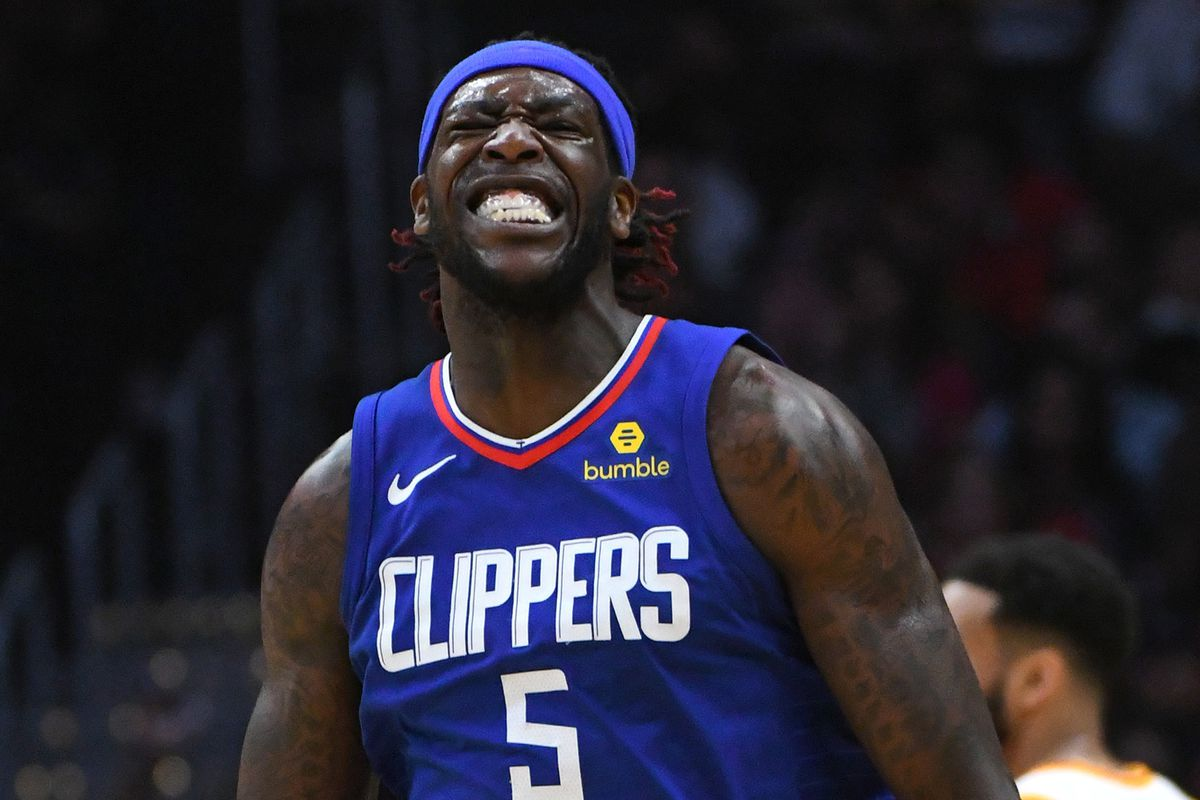 meet f8dd9 37a45 2017-2018 Clippers Exit Interview: Montrezl Harrell - Clips ...