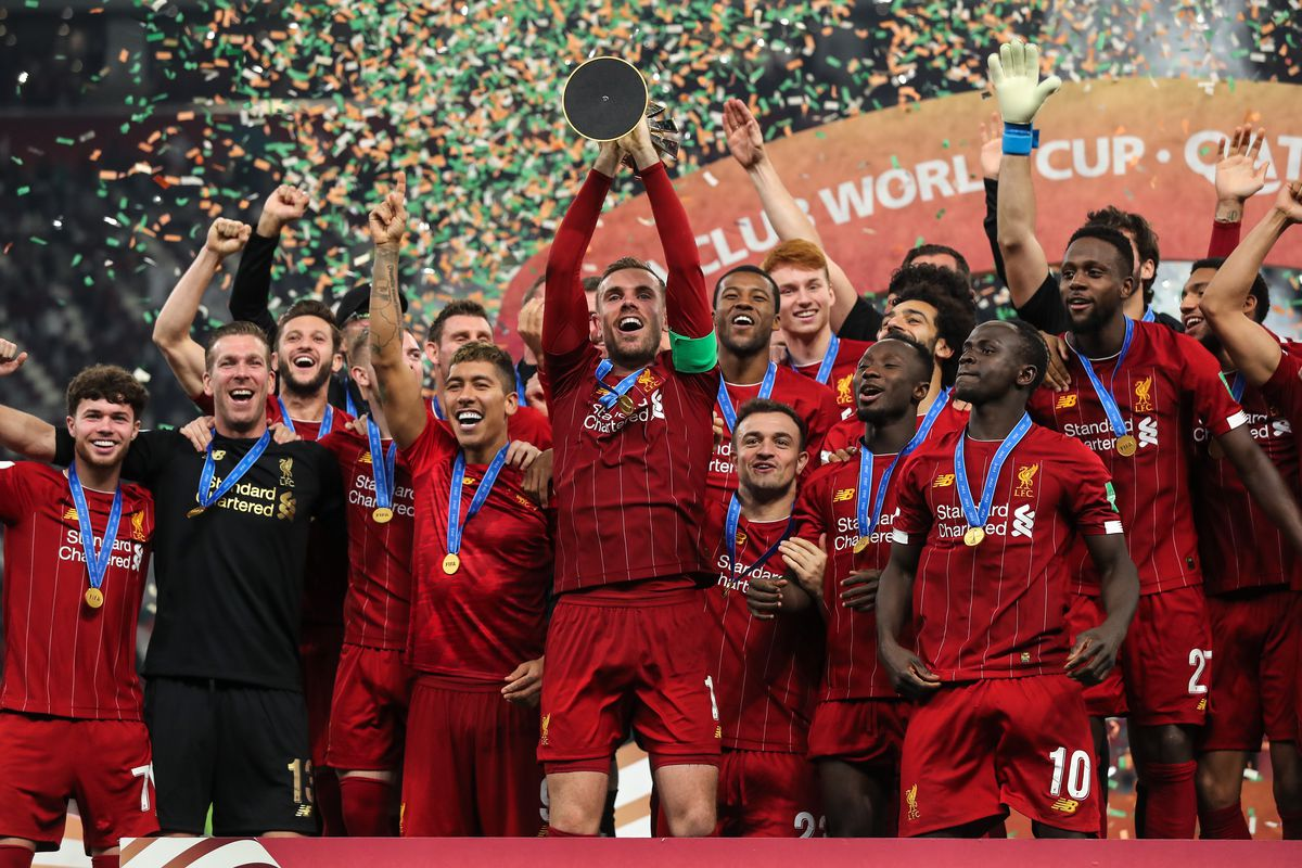 Image result for fifa club world cup 2019 liverpool