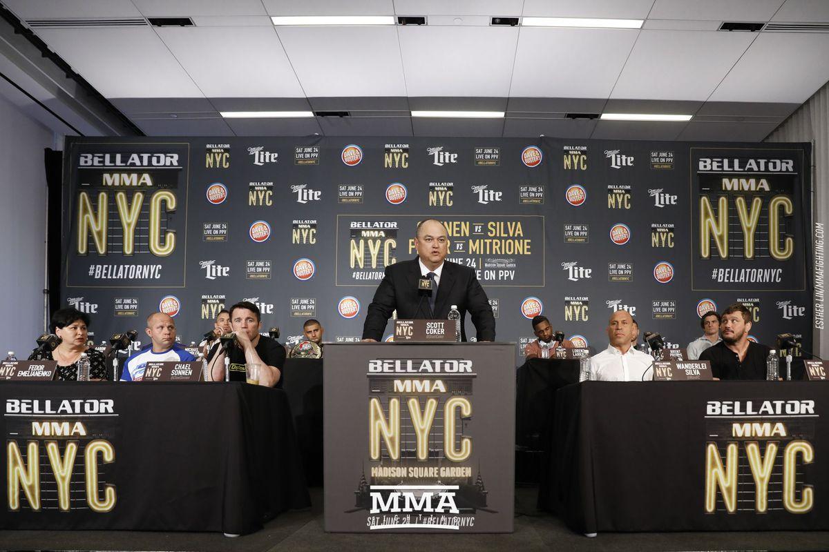 Click Debate: Scott Coker explains Bellator's unique pay