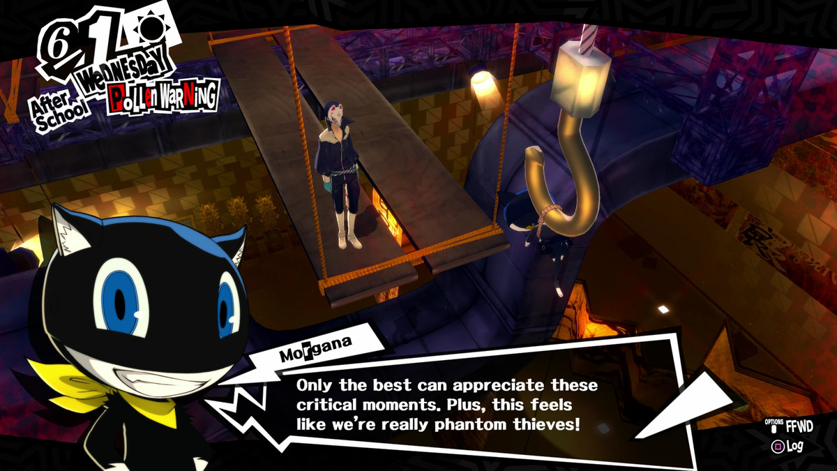 Persona 5 guide: All of May and Madarame's Museum Palace