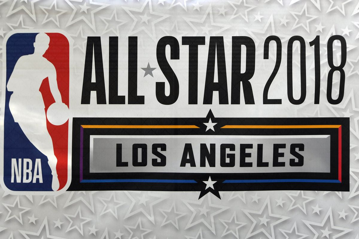 NBA: All-Star Game-Staples Center Views