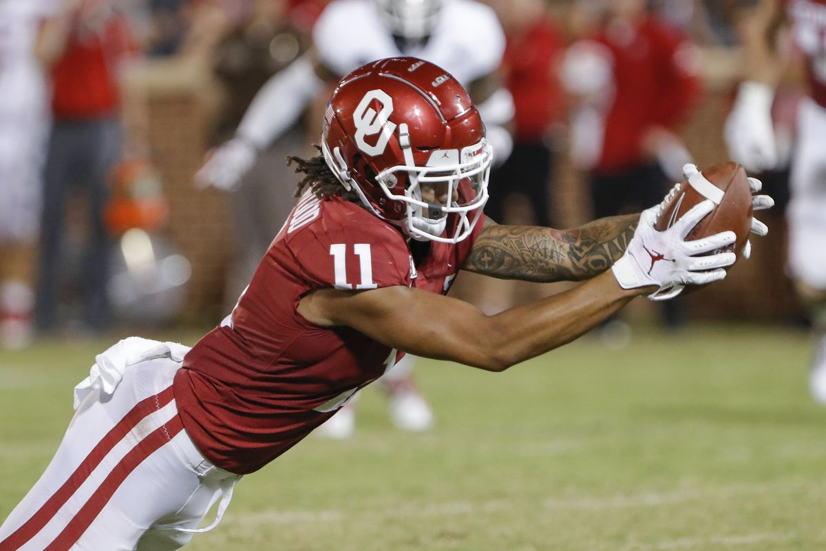 Oklahoma Football WR Jadon Haselwood Announces Return From Injury Crimson And Cream Machine
