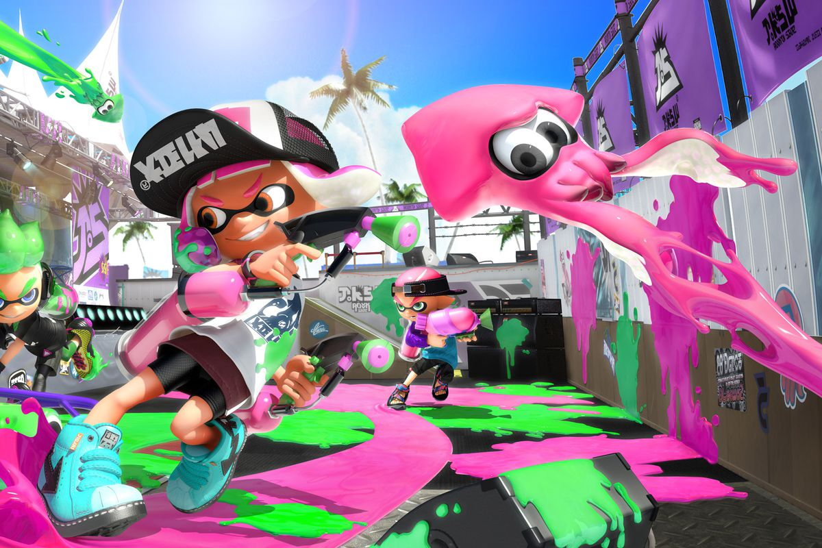 Splatoon 2 Update Coming This Week Raises Level Cap Adds