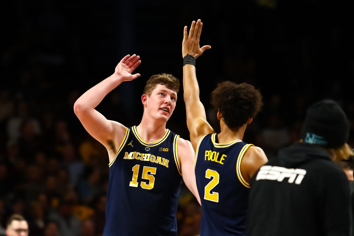 Michigan recruiting visitors list for the Michigan State basketball game