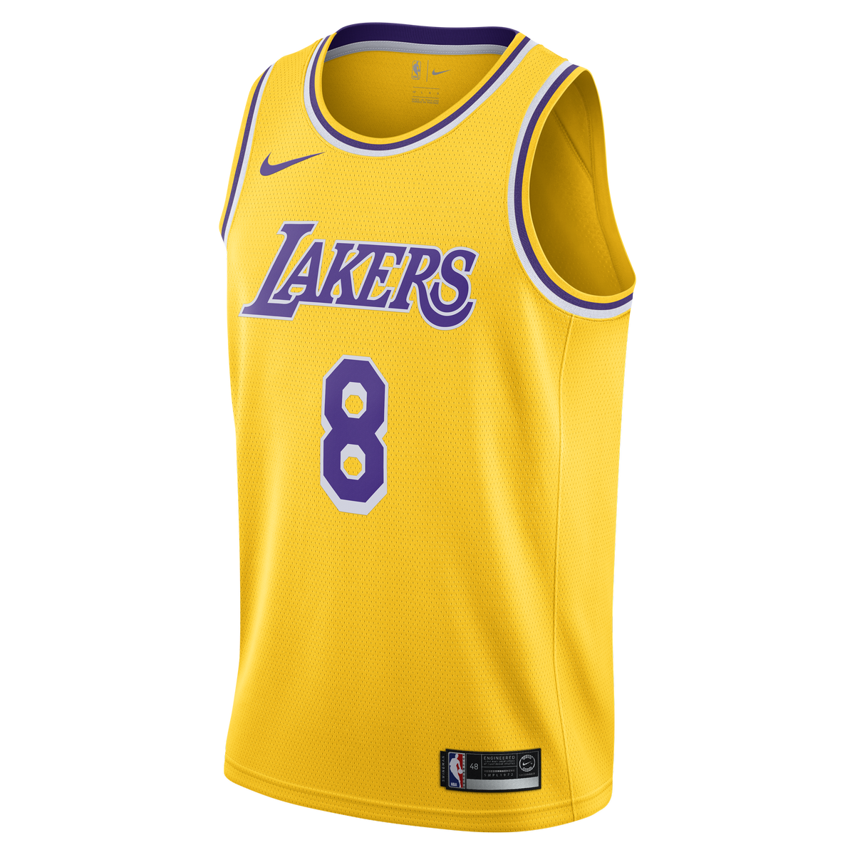 a7a31cc3b718 Los Angeles Lakers Kobe Bryant Nike Gold 2018 19 Swingman Jersey for   109.99 Fanatics