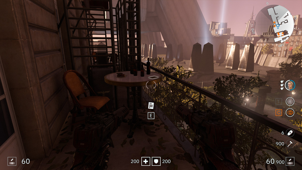 Wolfenstein: Youngblood Readable 76 collectible Juju's Letter