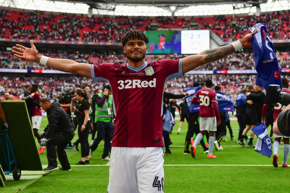 Report Aston Villa Seal 20m Tyrone Mings Deal 7500 To Holte