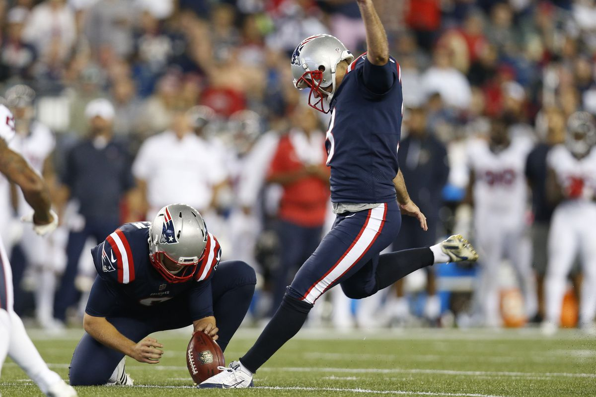 Gostkowski and Allen played a huge part in winning Thursday night's battle for field position