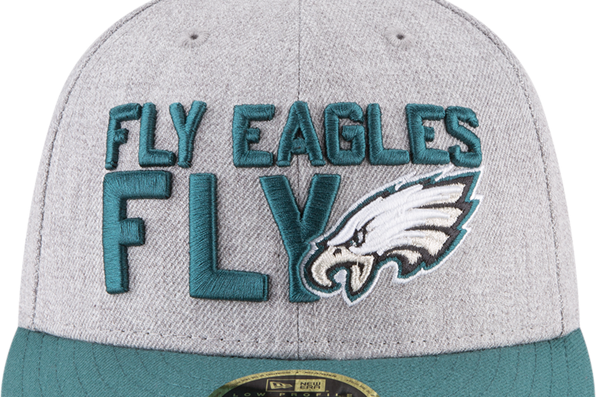 The 2018 NFL Draft hats are not good - Bleeding Green Nation b44ab94da6e