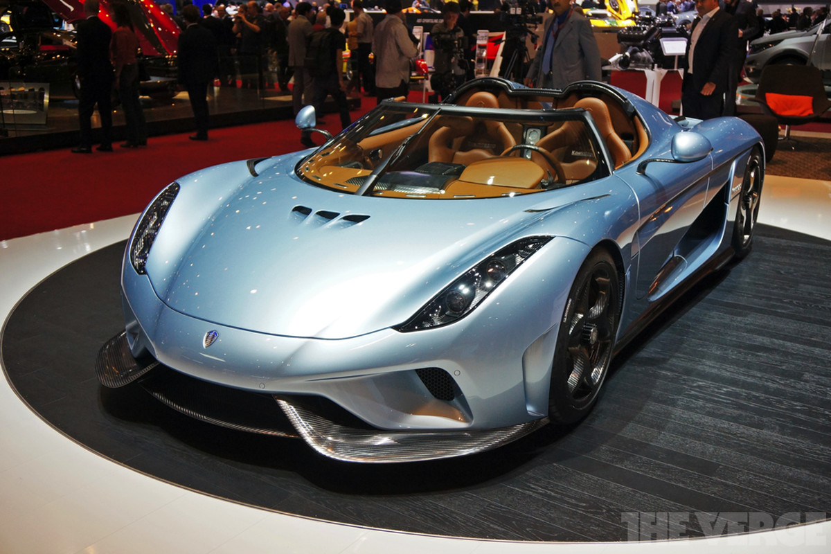 The Fast Furious And Futuristic Cars Of The Geneva Motor Show - Fast and furious car show