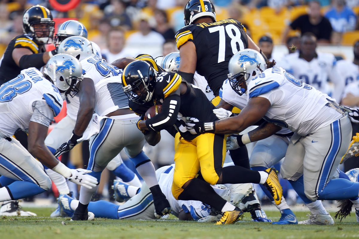 Detroit Lions vs. Pittsburgh Steelers preview  On Paper - Pride Of ... 557b61047