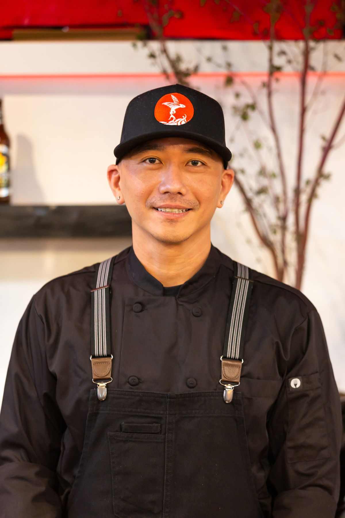 Chef Martin Yoharry of Flying Fish sushi