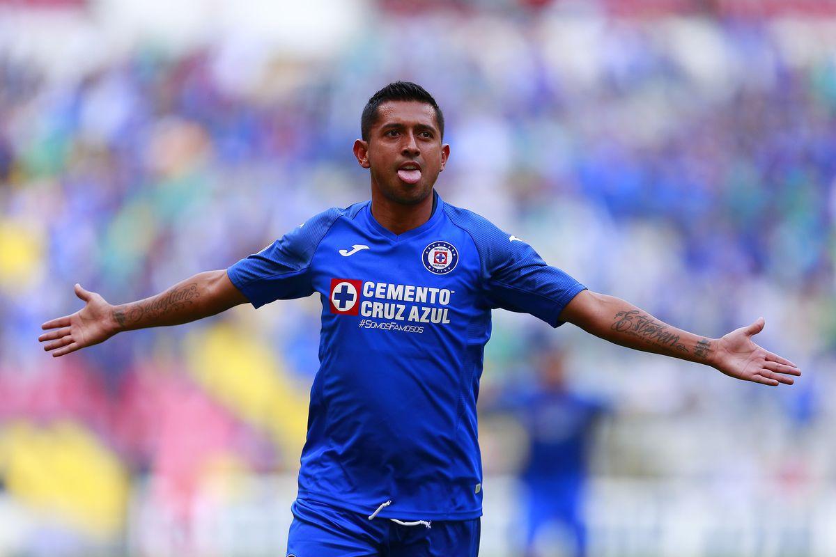 Cruz Azul v Atlas - Torneo Clausura 2020 Liga MX